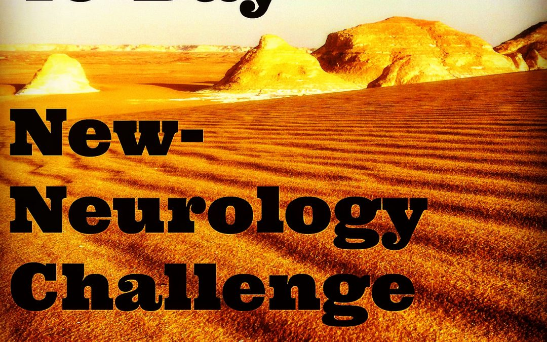 40-Day New Neurology Challenge